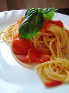 Spaghetti al pomodoro di Cracco