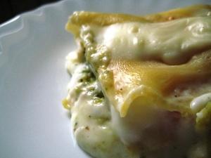 Lasagne zucchine 1