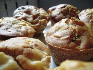 Muffin mele e cannella 2
