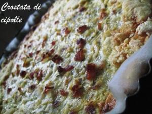 Crostata di cipolle 2