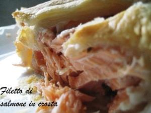 Filetti di salmone in crosta 2