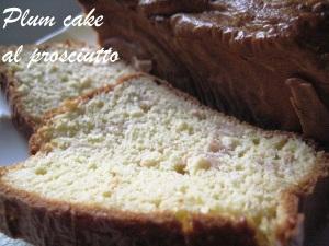 Plum cake al prosciutto 3