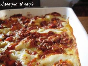 Lasagne al ragù Cracco 2
