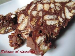 Salame al cioccolato 3