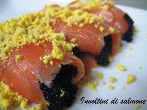 Involtini di salmone 2