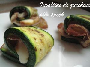 Involtini di zucchine allo speck 2