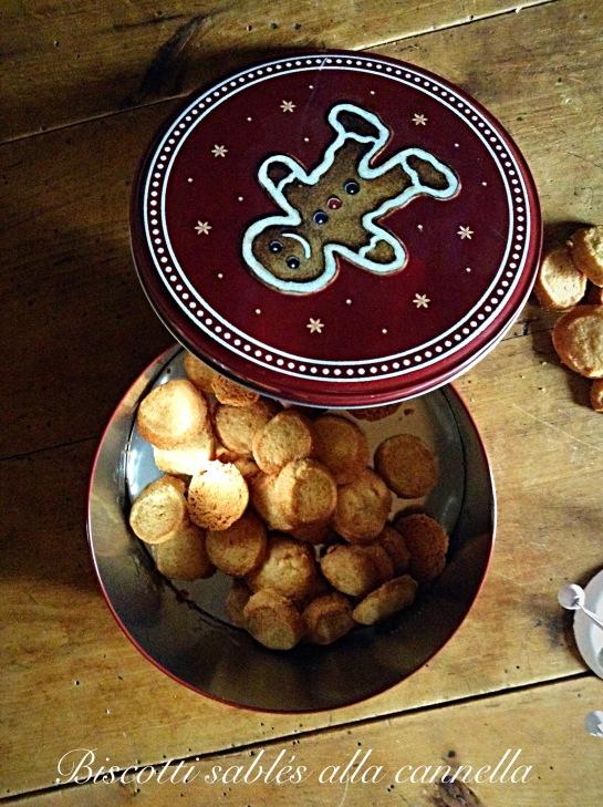 Biscotti sablés alla cannella 2