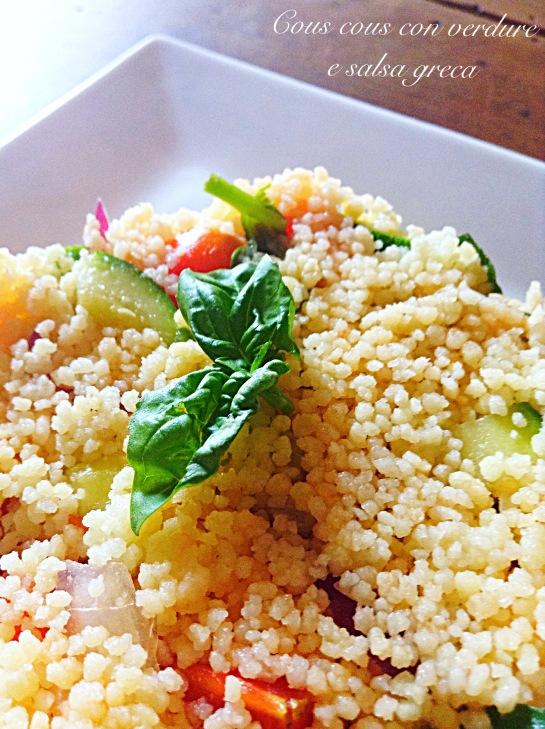 Cous cous con verdure e salsa graca 3